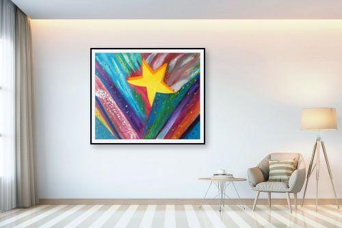 תמונה לבית - אסתר חן-ברזילי - כוכב שביט 2 - מק''ט: 122679