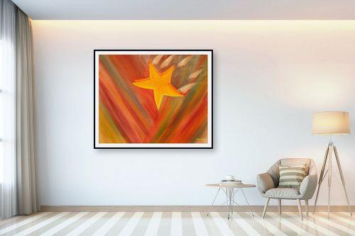 תמונה לבית - אסתר חן-ברזילי - כוכב שביט 1 - מק''ט: 122681