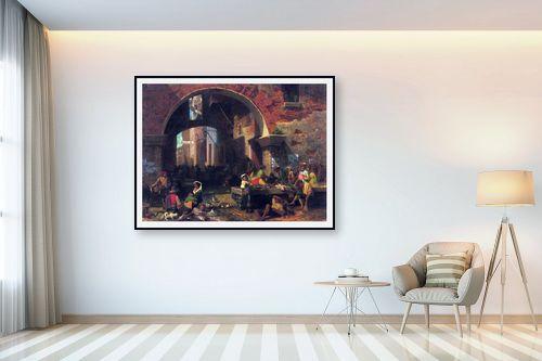 תמונה לבית - אלברט בירשטאדט - Albert Bierstadt 047 - מק''ט: 124650