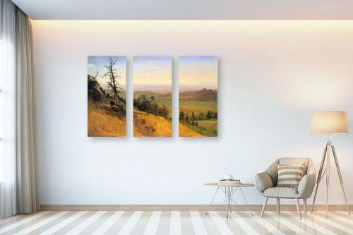 תמונה לבית - אלברט בירשטאדט - Albert Bierstadt 061 - מק''ט: 124668