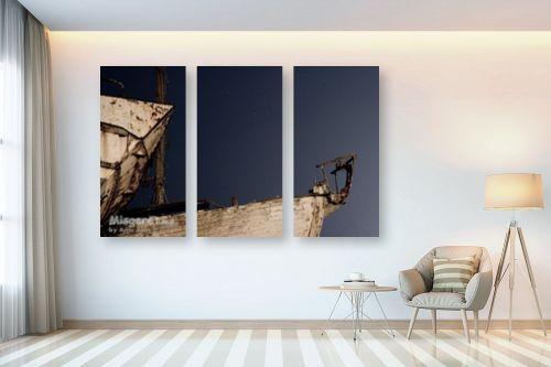 תמונה לבית - אמיר אלון - סירות נטושות - מק''ט: 1302