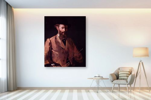 תמונה לבית - אדואר מנה - Édouard Manet 047 - מק''ט: 131693