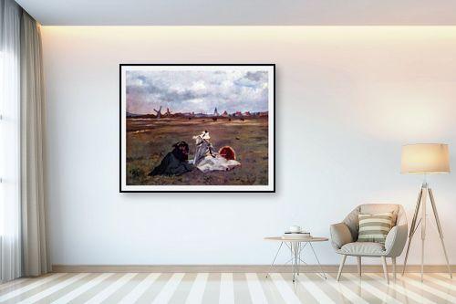 תמונה לבית - אדואר מנה - Édouard Manet 052 - מק''ט: 131698