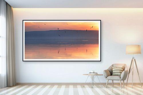 תמונה לבית - איה אפשטיין - Sunset joy - מק''ט: 143191