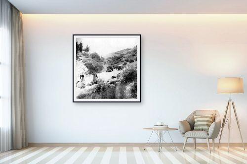 תמונה לבית - דוד לסלו סקלי - מבצע נחשון 1948 - מק''ט: 144340