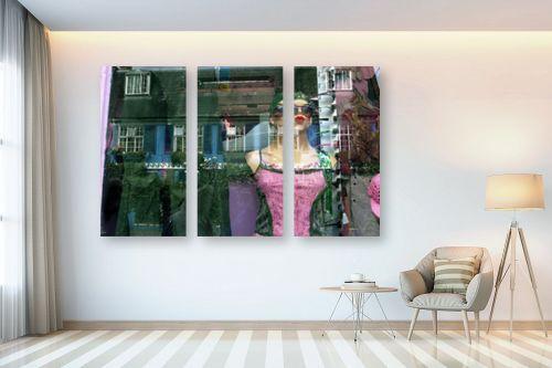 תמונה לבית - אורלי שטטינר - נשיקה אדומה - מק''ט: 145783