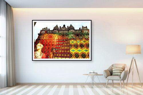 תמונה לבית - אורלי שטטינר - הרודס מקושט בדים - מק''ט: 145817