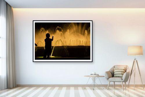 תמונה לבית - אורלי שטטינר - מנצח על תזמורת מים - מק''ט: 146471