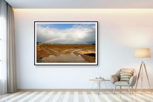 תמונה לבית - אייל הצפון - קשת על פני האדמה - מק''ט: 147364