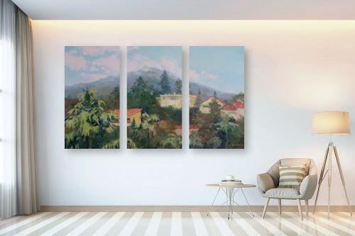 תמונה לבית - נטליה ברברניק - הר - מק''ט: 156113