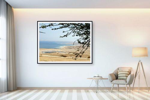 תמונה לבית - ארי בלטינשטר - מבט לים המלח 02 - מק''ט: 158616