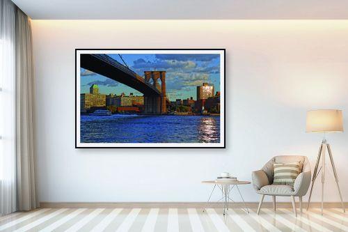 תמונה לבית - עידן גיל - גשר ברוקלין - מק''ט: 16197