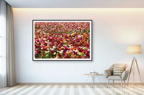 תמונה לבית - שרית סלימן - פרחים פרחים - מק''ט: 187456