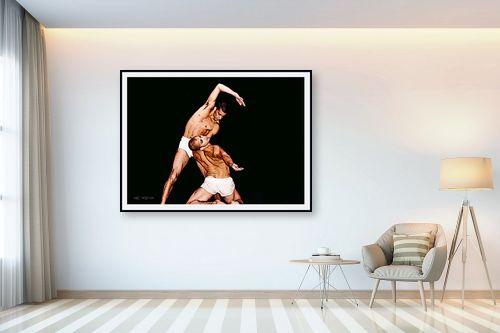 תמונה לבית - קובי פרידמן - ריקוד - מק''ט: 19860