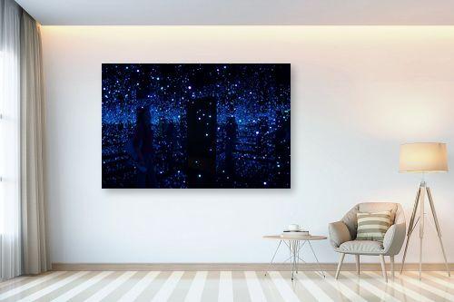 תמונה לבית - אילן עמיחי - אלפי כוכבים - מק''ט: 200584