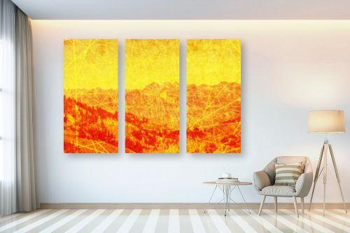 תמונה לבית - רוזה לשצ'ינסקי - נוף הרים 2 - מק''ט: 203685