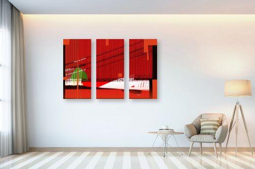 תמונה לבית - רוזה לשצ'ינסקי - גשר באדום - מק''ט: 203689