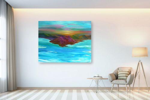 תמונה לבית - אסתר חן-ברזילי - ים ארץ ושמים - מק''ט: 204080
