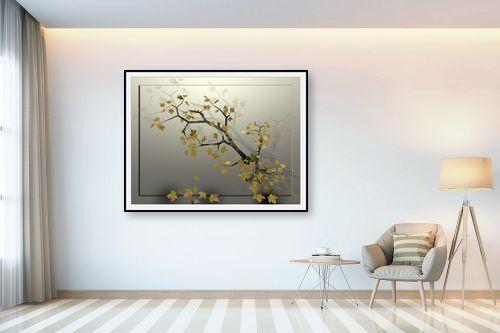 תמונה לבית - רעיה גרינברג - ענף אגוז - מק''ט: 205853