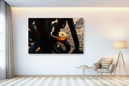 תמונה לבית - מיכל פרטיג - לב זהב - מק''ט: 206133