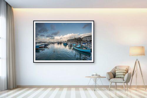 תמונה לבית - רן זיסוביץ - נמל יפו - מק''ט: 209672
