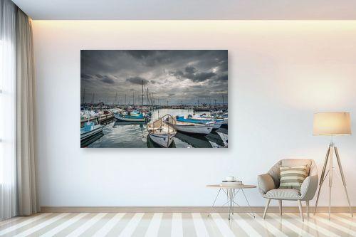 תמונה לבית - רן זיסוביץ - נמל עכו - מק''ט: 221891