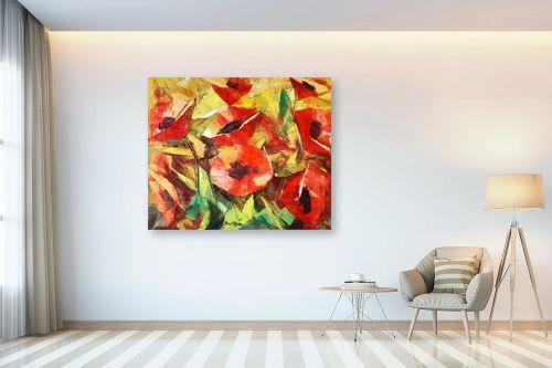 תמונה לבית - בן רוטמן - האדומים הפרגים - מק''ט: 229718