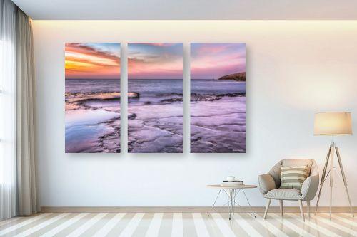תמונה לבית - מיכאל שמידט - קשת צבעי הים - מק''ט: 248411