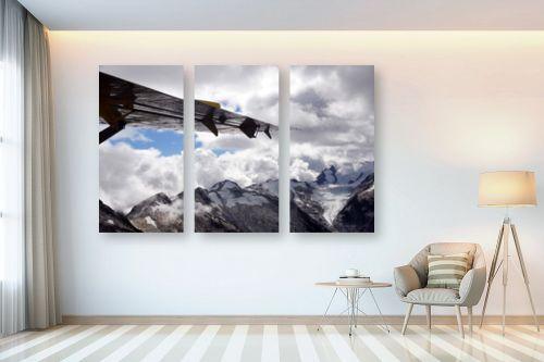 תמונה לבית - ענת שיוביץ - אל העננים - מק''ט: 248973