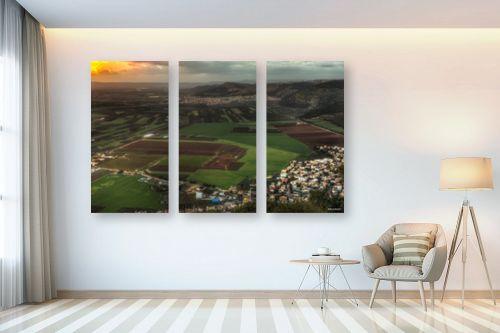 תמונה לבית - מיכאל שמידט - על ראש הר תבור - מק''ט: 250996