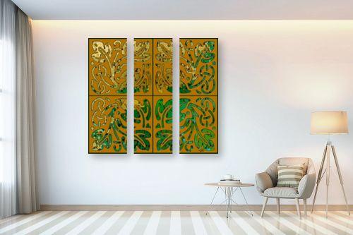תמונה לבית - ויקטוריה רייגירה - Mosaic - מק''ט: 253853