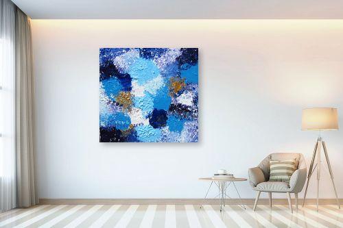 תמונה לבית - ורד אופיר - אלמוגים - מק''ט: 258533