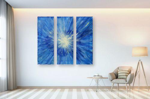 תמונה לבית - אירית שרמן-קיש - פרץ אנרגיה - מק''ט: 259650