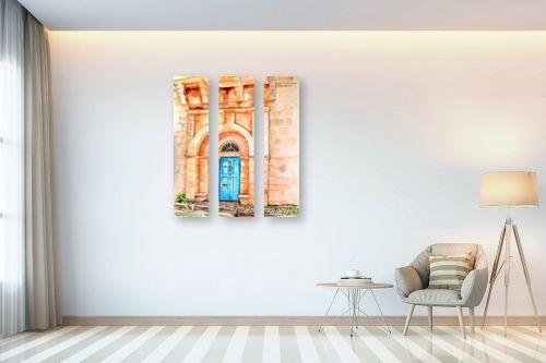 תמונה לבית - חיה וייט - כניסה לבית בעין כרם - מק''ט: 261375