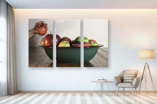 תמונה לבית - שי וייס - התפוח - מק''ט: 271786