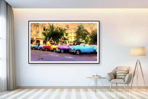 תמונה לבית - מתן הירש - מכוניות קובניות - מק''ט: 282493