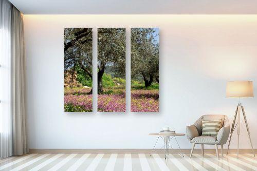 תמונה לבית - ארי בלטינשטר - עצים ופריחה - מק''ט: 282558