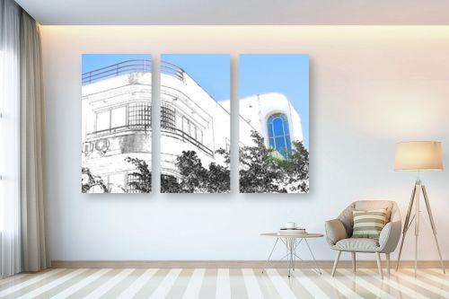 תמונה לבית - ויקטוריה רייגירה - תל אביב לבן - מק''ט: 285078