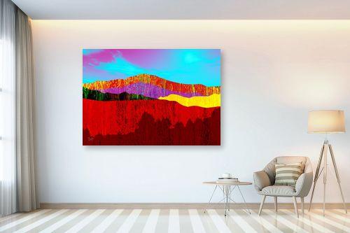 תמונה לבית - רוזה לשצ'ינסקי - נוף הרים 2 - מק''ט: 285118