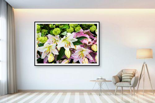 תמונה לבית - טניה קלימנקו - פסטיבל הפרחים בהולנד - מק''ט: 286723