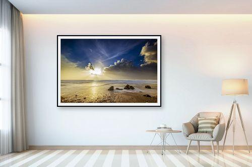 תמונה לבית - DnD Production - חוף קסום - מק''ט: 291221