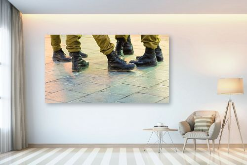 תמונה לבית - אורטל פרץ - חיל רגלי - מק''ט: 297172
