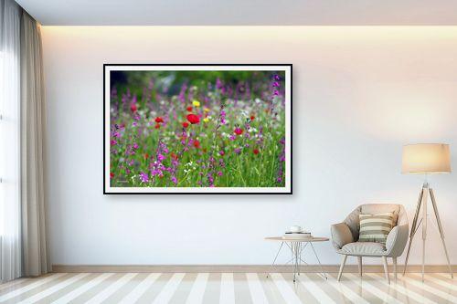 תמונה לבית - אורית גפני - צבעי אביב - מק''ט: 300522