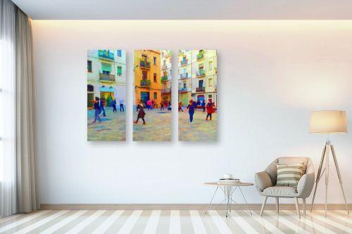 תמונה לבית - אורית גפני - רוקדים ברחובות - מק''ט: 300589