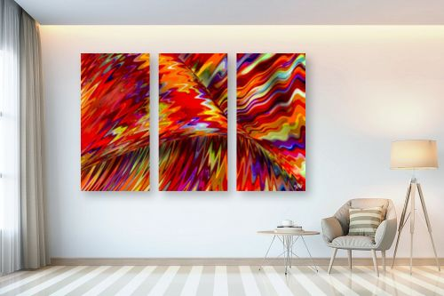 תמונה לבית - ויקטוריה רייגירה - צבעי נפש - מק''ט: 302021