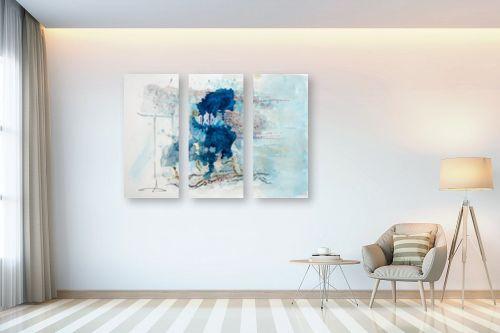 תמונה לבית - ליה מלחי - albero blue - מק''ט: 303187