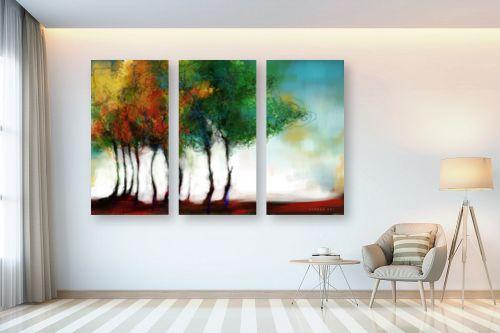 תמונה לבית - גורדון - העצים שלימדו אותי פסדובלה - מק''ט: 309296