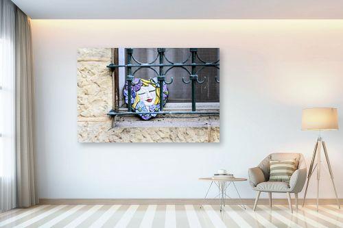 תמונה לבית - ויויאן נתן - חלון רומנטי - מק''ט: 309889