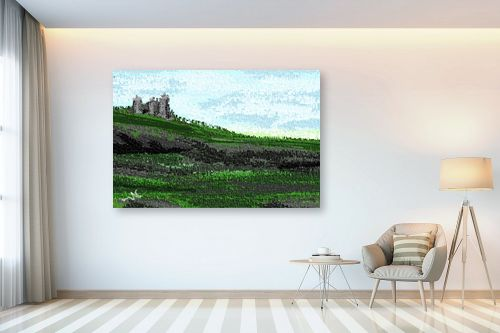 תמונה לבית - אורי רדלר - הטירה הישנה - מק''ט: 310924