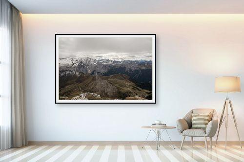תמונה לבית - אלעד דרור - נוף מהפסגה - מק''ט: 312942